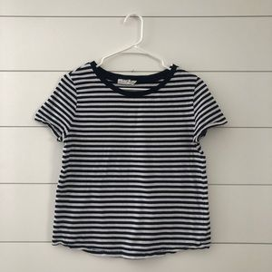 Zara stripe shirt